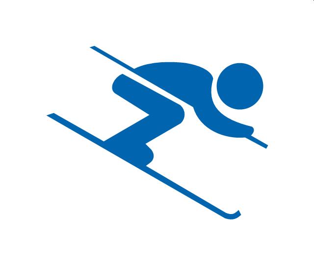 Alpine skier clipart image free stock Free Alpine Skiing Cliparts, Download Free Clip Art, Free Clip Art ... image free stock