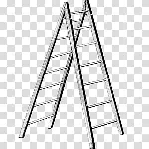 Alsace clipart people gray svg freeuse download Grey metal ladder transparent background PNG clipart | HiClipart svg freeuse download