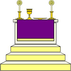 Altar clipart vector stock ALTAR clipart, cliparts of ALTAR free download (wmf, eps, emf, svg ... vector stock