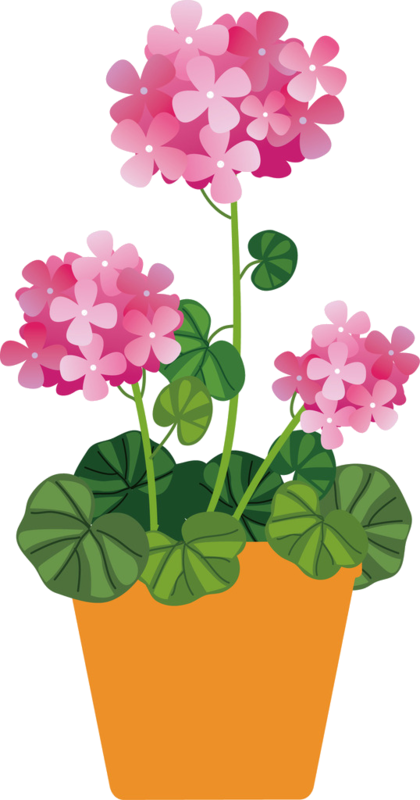 Colorful flower pot clipart svg free stock e2576a88.png (420×800) | CLIPART (VARIETY) | Pinterest svg free stock