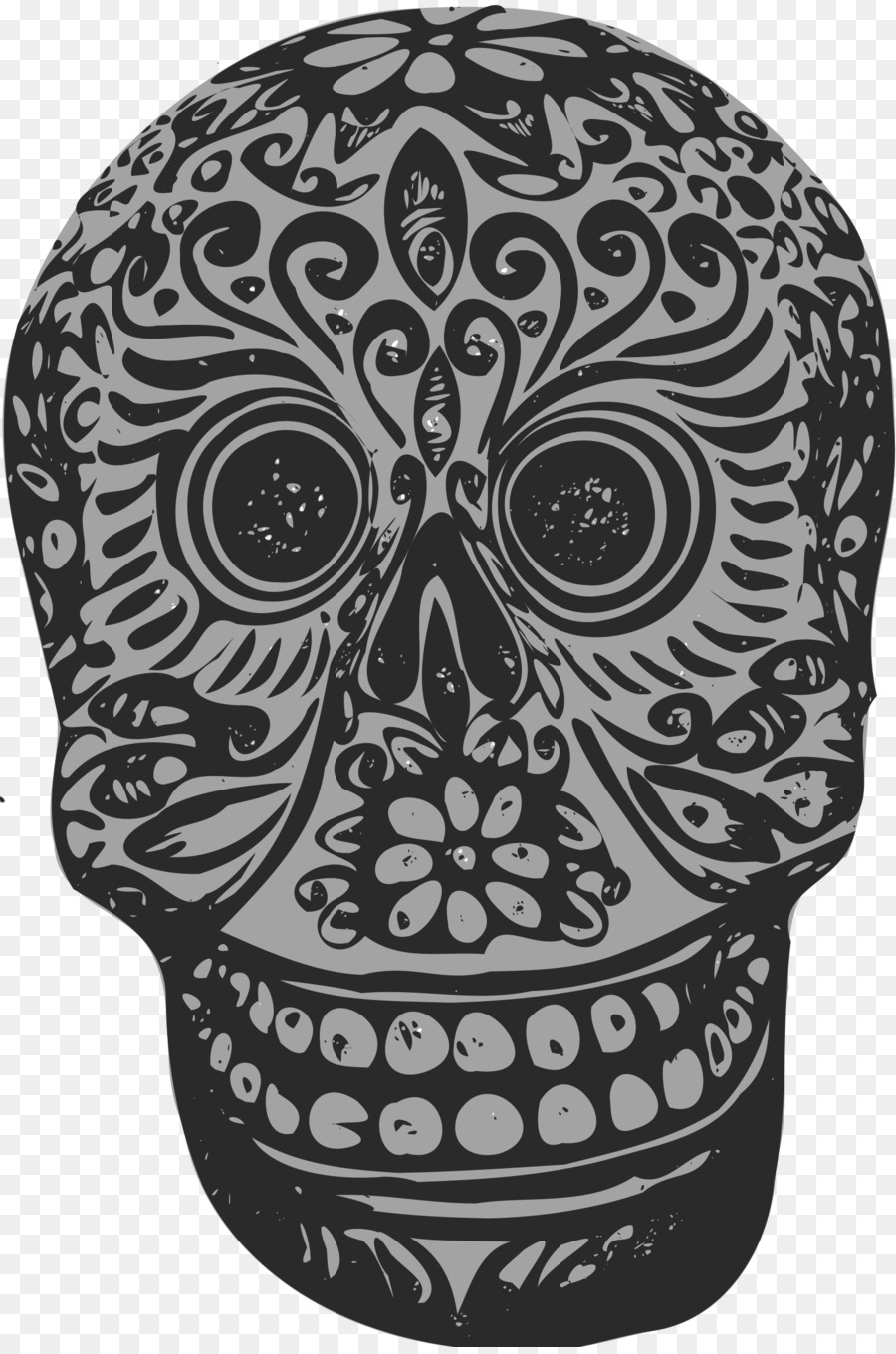 Altar with skull clipart vector free download Human Skull Drawing png download - 1596*2400 - Free Transparent ... vector free download