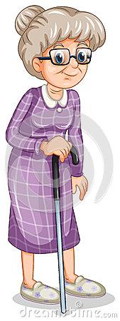 Grandma Cane Stock Illustrations – 96 Grandma Cane Stock ... jpg free stock