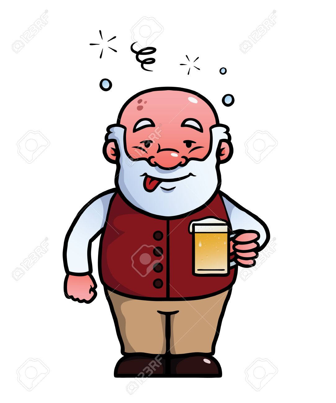 Alter opa clipart image 16,744 Grandfather Cliparts, Stock Vector And Royalty Free ... image