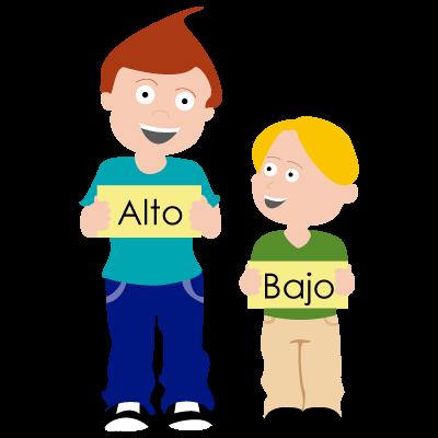 Alto y bajo clipart royalty free Index of /pi/resources/04/esp/02 royalty free
