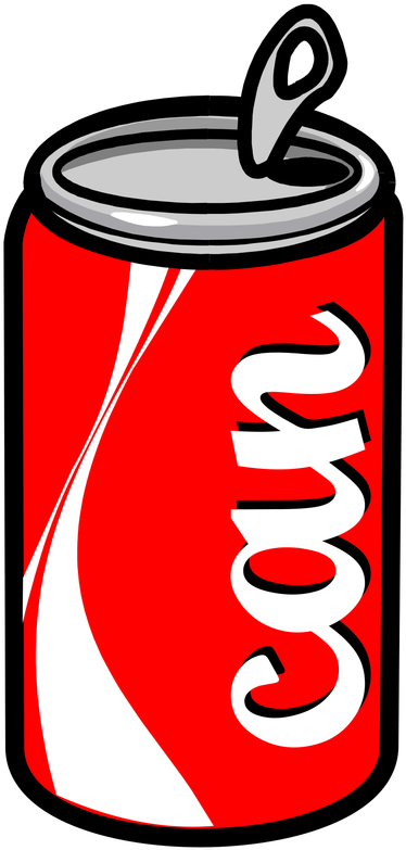 Aluminum can clipart jpg royalty free Download Drinking Clipart Aluminum Can - Clip Art PNG Image with No ... jpg royalty free
