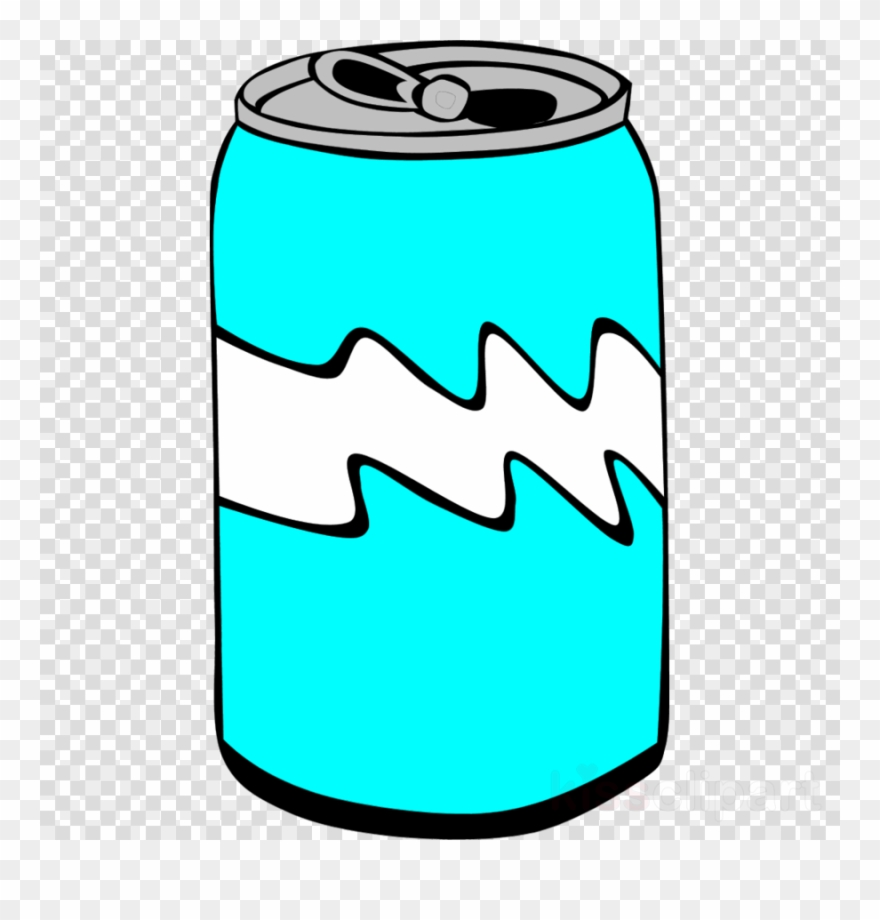 Soda Can Clipart Fizzy Drinks Drink Can Clip Art - Soft Drink Can ... vector free library
