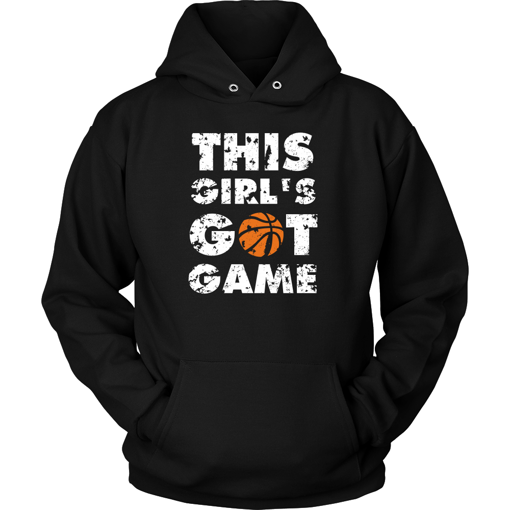 Alumni basketball game clipart image royalty free Basketball T Shirt - This girl's got game | Pinterest | NBA, Shirt ... image royalty free