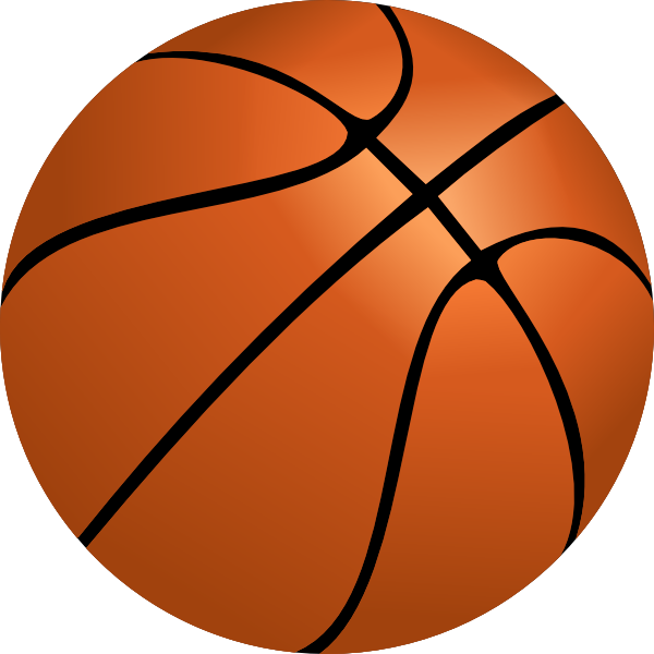 Basketball clipart free printable vector library Latest News - Frontier Academy vector library