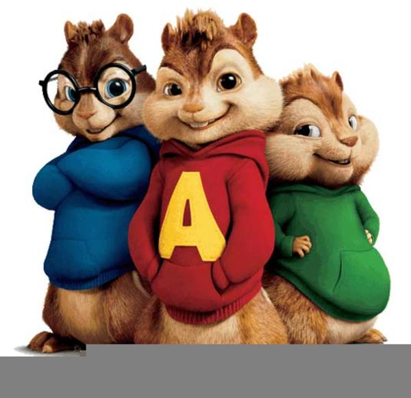 Alvin and chipmunks clipart png download Alvin Chipmunks Chipettes Clipart | Free Images at Clker.com ... png download