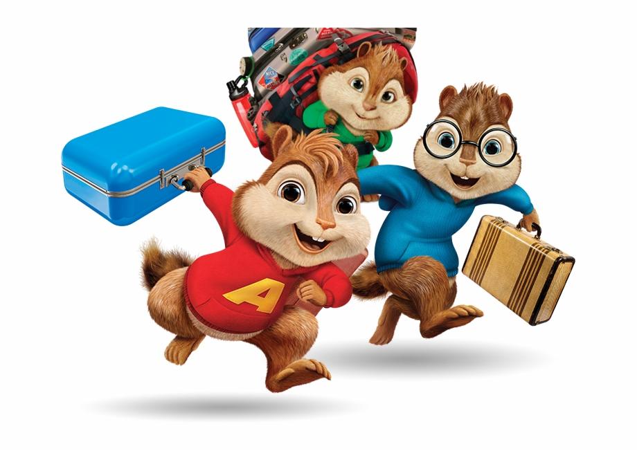 Alvin and chipmunks clipart svg freeuse download Alvin And The Chipmunks - Alvin And The Chipmunks The Road Chip ... svg freeuse download