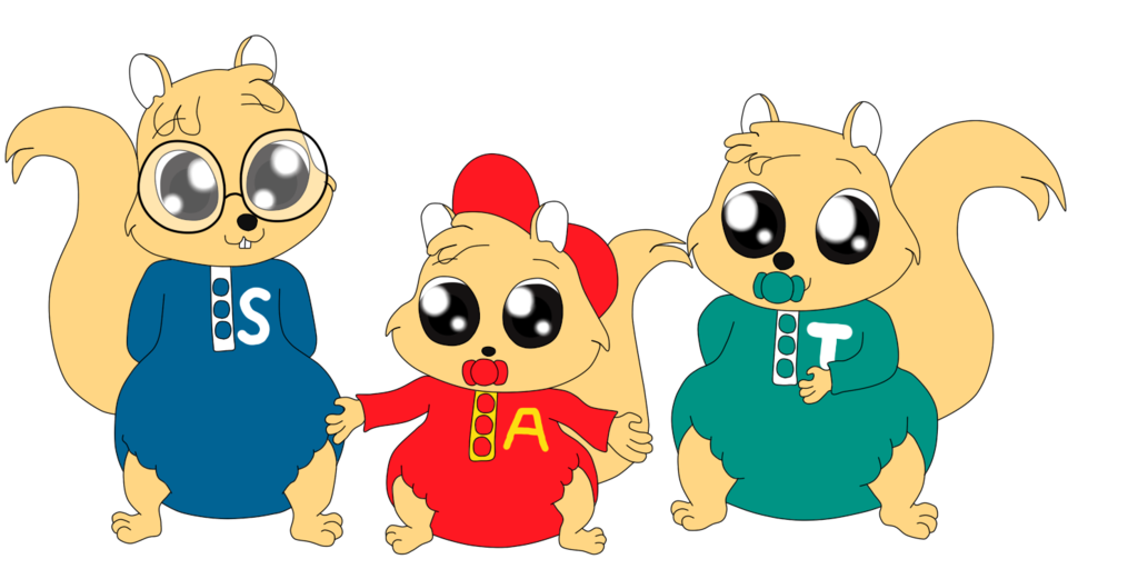 Alvin and the chipmunks football clipart png royalty free stock The Alvin Show (ABDL Chipmunks) by Bokeol on DeviantArt png royalty free stock