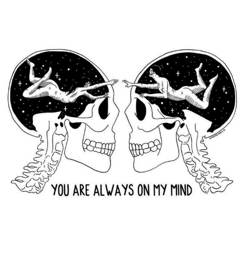 Always on my mind clipart banner Y YOU ARE ALWAYS ON MY MIND   Mind Meme on ME.ME banner