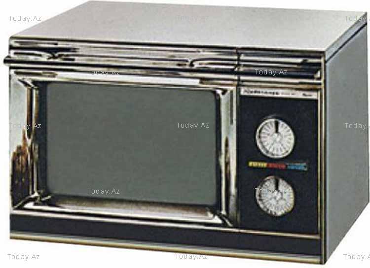 Amana radar range 1967 clipart svg black and white download Today.Az - Revolutionary Gadgets that Changed the World - PHOTOS svg black and white download