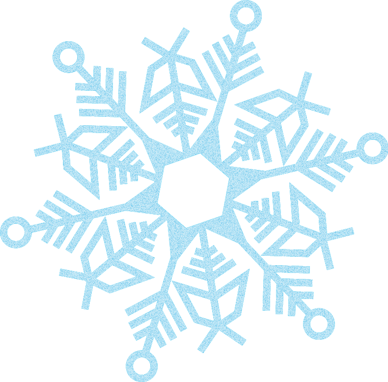 Amazing christmas snowflake clipart creations picture free eri doodle designs and creations: Let it snow! picture free