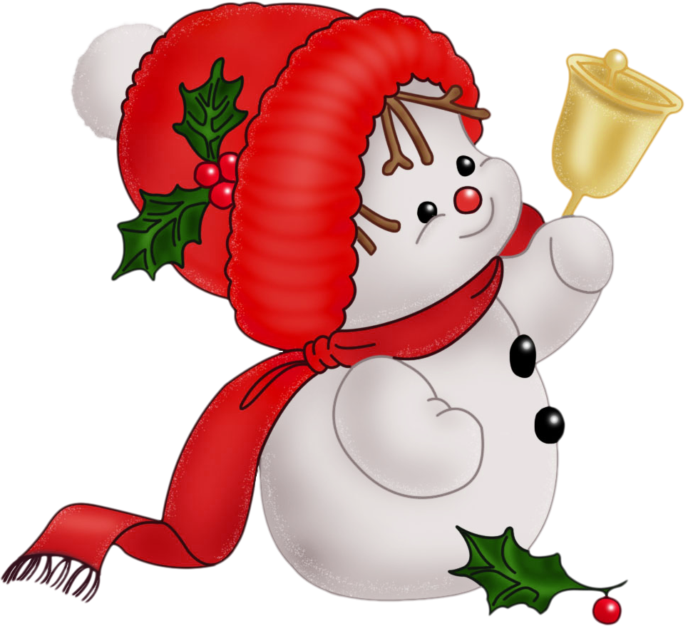 Christmas cardinal clipart vector download Christmas Snowman Clip Art Free - ClipArt Best | Holidays and events ... vector download