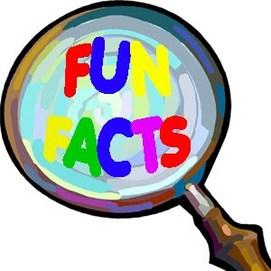 Amazing facts clipart graphic transparent stock Fun facts - GENOMICS graphic transparent stock