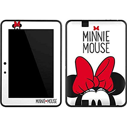 Amazon kindle fire hd 7 clipart image download Amazon.com: Skinit Minnie Mouse Kindle Fire HD 7 Skin - Officially ... image download