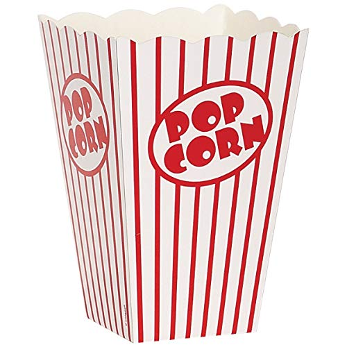 Popcorn container clipart image black and white library Popcorn Containers: Amazon.com image black and white library