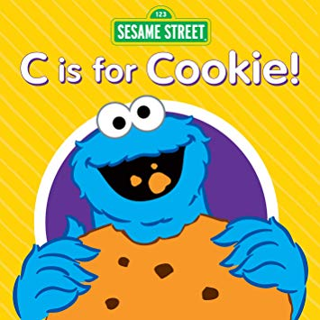 Amazon prime music clipart svg library download Sesame Street - C Is For Cookie! - Amazon.com Music svg library download
