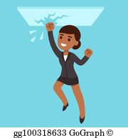 Ambicious girl clipart image transparent stock Ambition Clip Art - Royalty Free - GoGraph image transparent stock