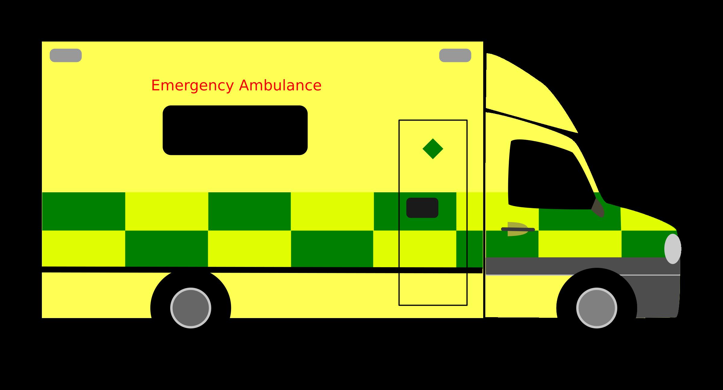 Ambulance car clipart clipart Clipart - British Ambulance clipart