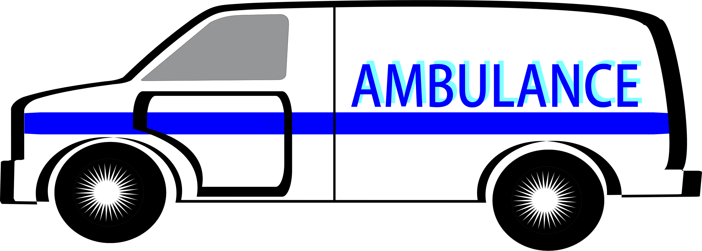 Ambulance car clipart clip art freeuse download Clipart - Ambulance clip art freeuse download