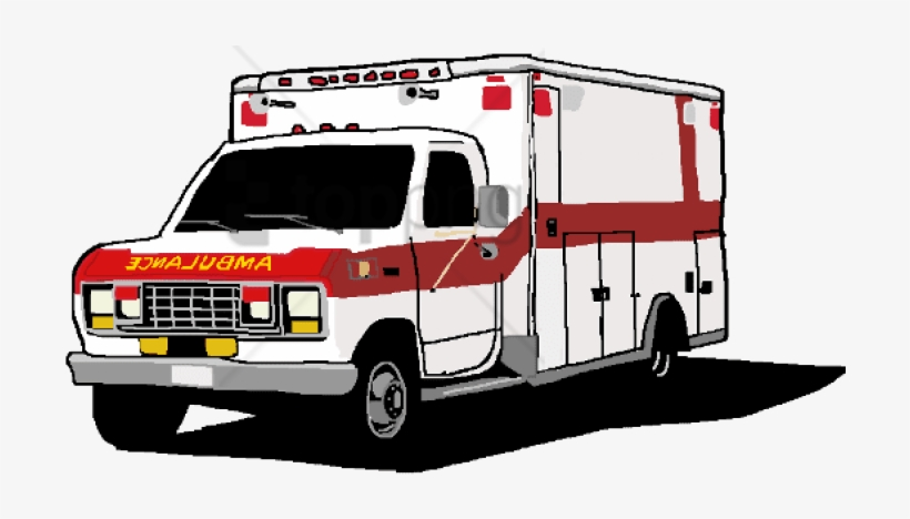 Ambulance clipart background clipart library stock Ambulance Clip Art Png - Ambulance Clipart Transparent Background ... clipart library stock