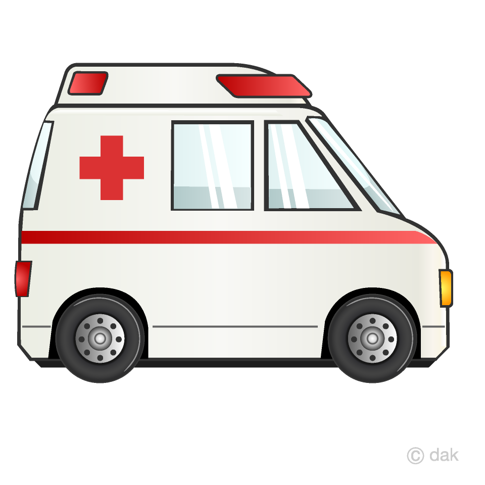 Ambulance pictures clipart clip black and white stock Ambulance Clipart Free Picture|Illustoon clip black and white stock