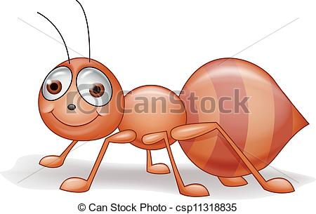 Ameise clipart vector transparent library ameise, karikatur vector transparent library