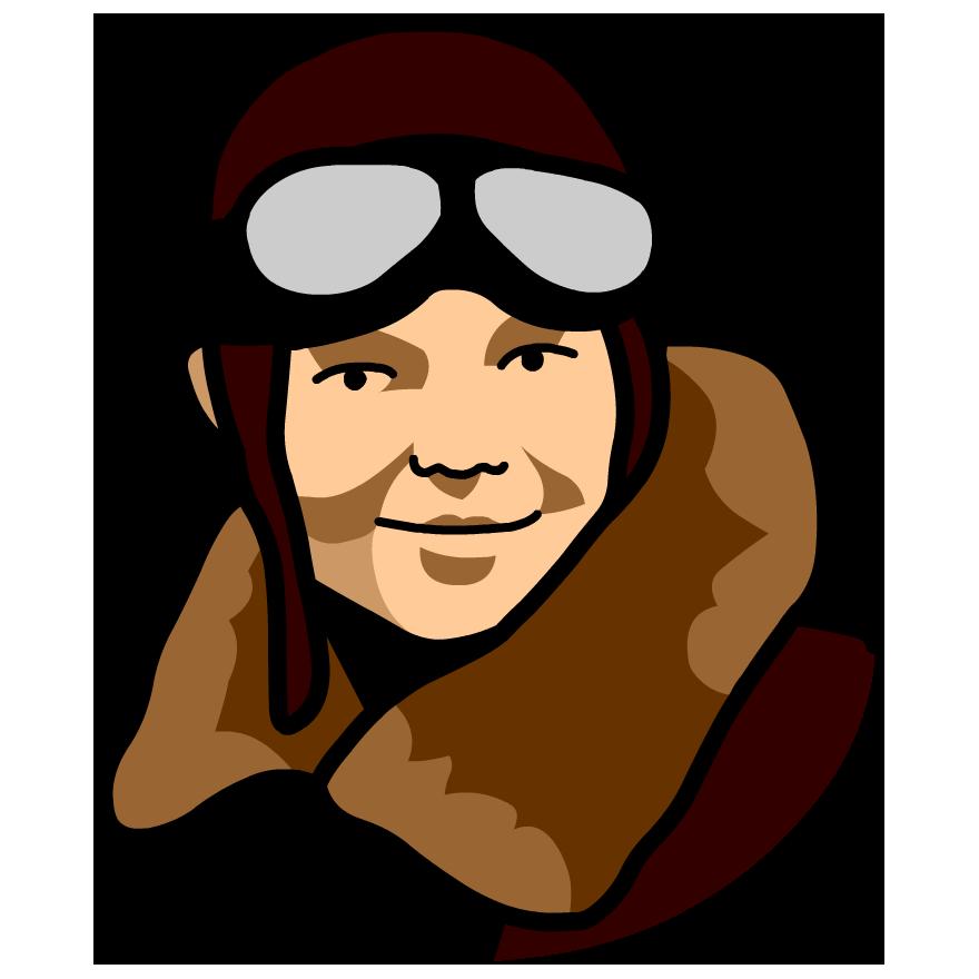 Amelia earhart clipart clip transparent download Free Amelia Cliparts, Download Free Clip Art, Free Clip Art on ... clip transparent download