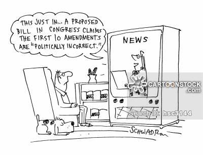 Amendment Cartoons and Comics - funny pictures from CartoonStock clip art free library