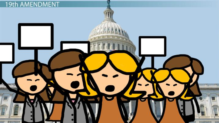 Amendments of the constitution clipart freeuse library Voting Rights Amendments of the US Constitution - Video & Lesson ... freeuse library