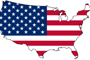Americ clipart banner royalty free stock Map of america clipart 1 » Clipart Portal banner royalty free stock