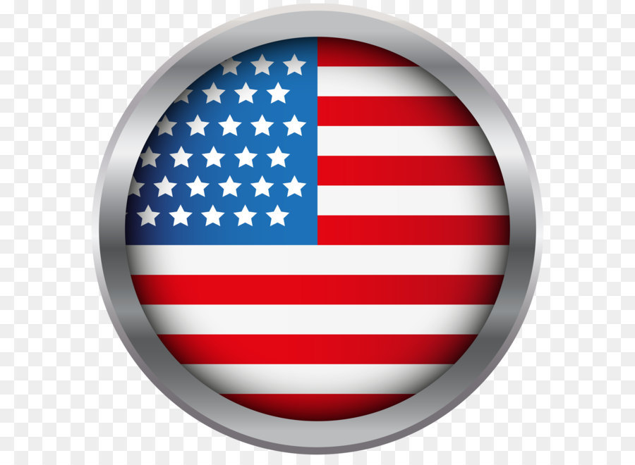 America button clipart transparent background transparent library Free American Flag Clipart Transparent Background, Download Free ... transparent library