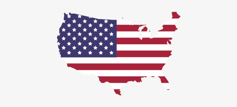 America clipart map picture library download Usa-map - America Clipart - Free Transparent PNG Download - PNGkey picture library download