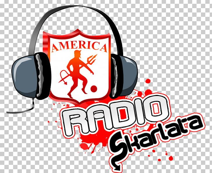 America de cali clipart svg library Headphones Logo América De Cali Headset PNG, Clipart, Area, Audio ... svg library