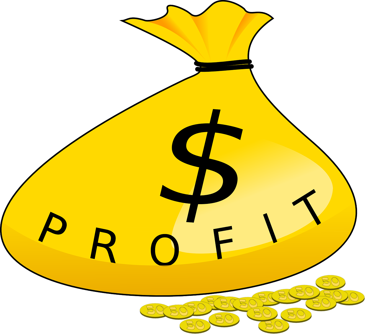 Raise money clipart clip download The Big Lie: Higher Corporate Profits Are Always A Good Thing clip download