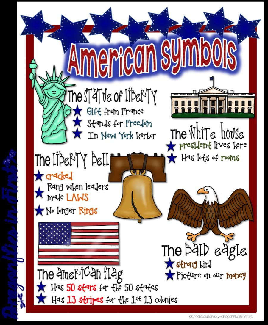 America symbols clipart graphic freeuse library School Supply clipart - Kindergarten, School, Reading, transparent ... graphic freeuse library