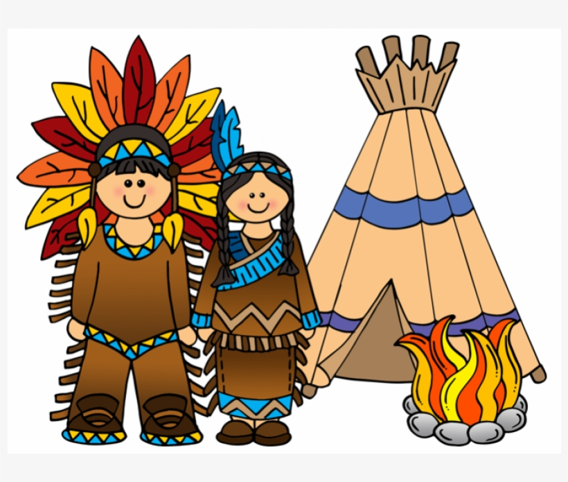 America thanksgiving clipart clip art black and white download 28 Collection Of American Thanksgiving Clipart - Native Americans ... clip art black and white download