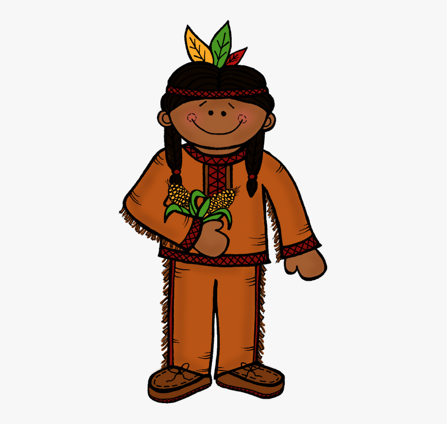 America thanksgiving clipart jpg transparent stock Thanksgiving Clipart For Kids At Getdrawings - Native American ... jpg transparent stock
