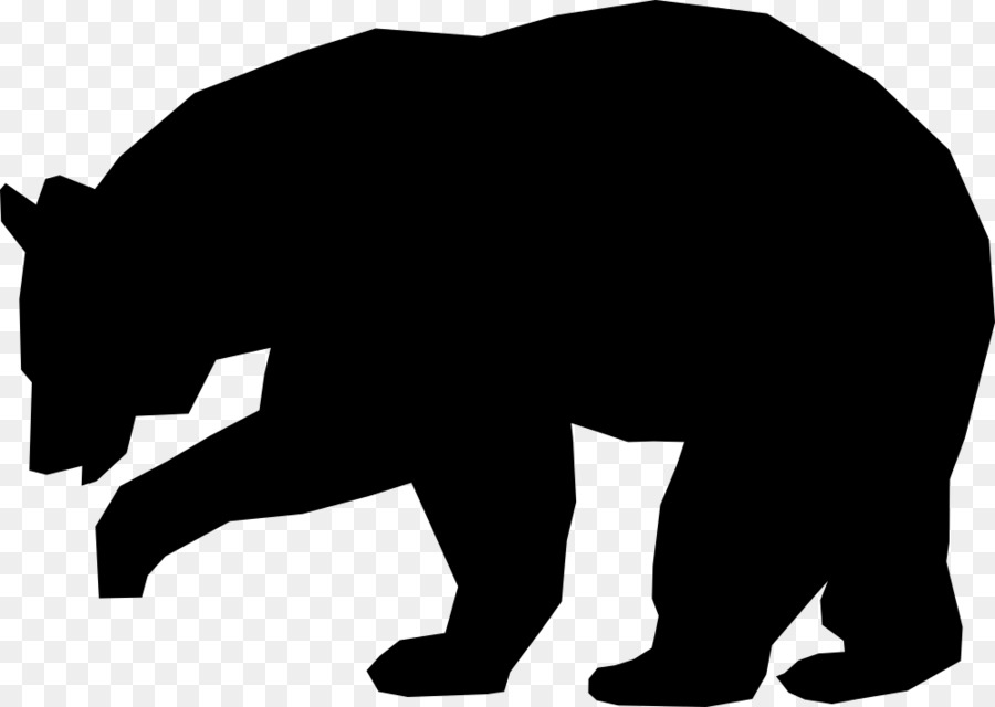American black bear clipart clipart stock Bear Background png download - 1000*711 - Free Transparent American ... clipart stock