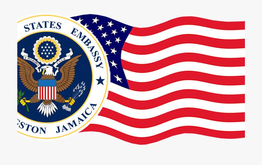 American consulate clipart