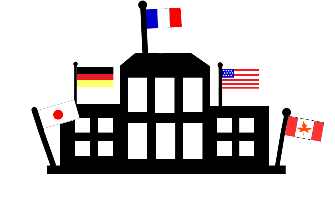 Clipart embassy australia vector transparent Consulate Drawing | Free download best Consulate Drawing on ... vector transparent