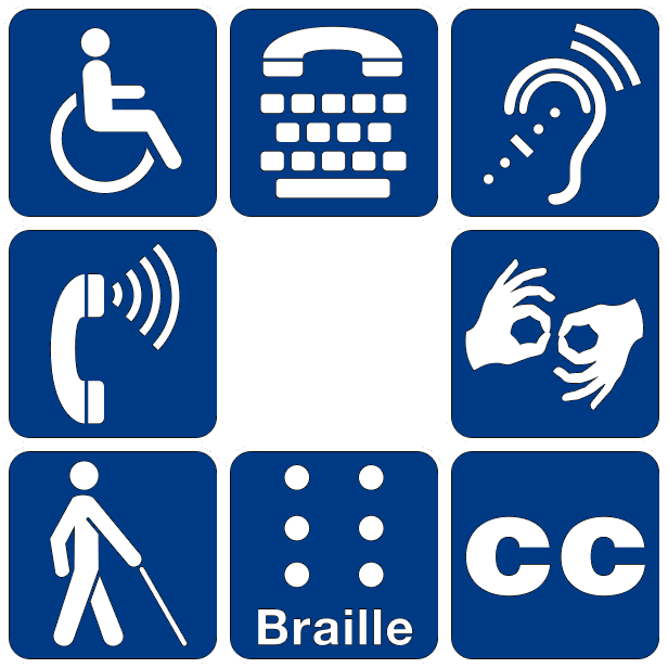 American disabilities act clipart graphic library stock Americans with Disabilities Act (ADA)   Corvallis Oregon graphic library stock
