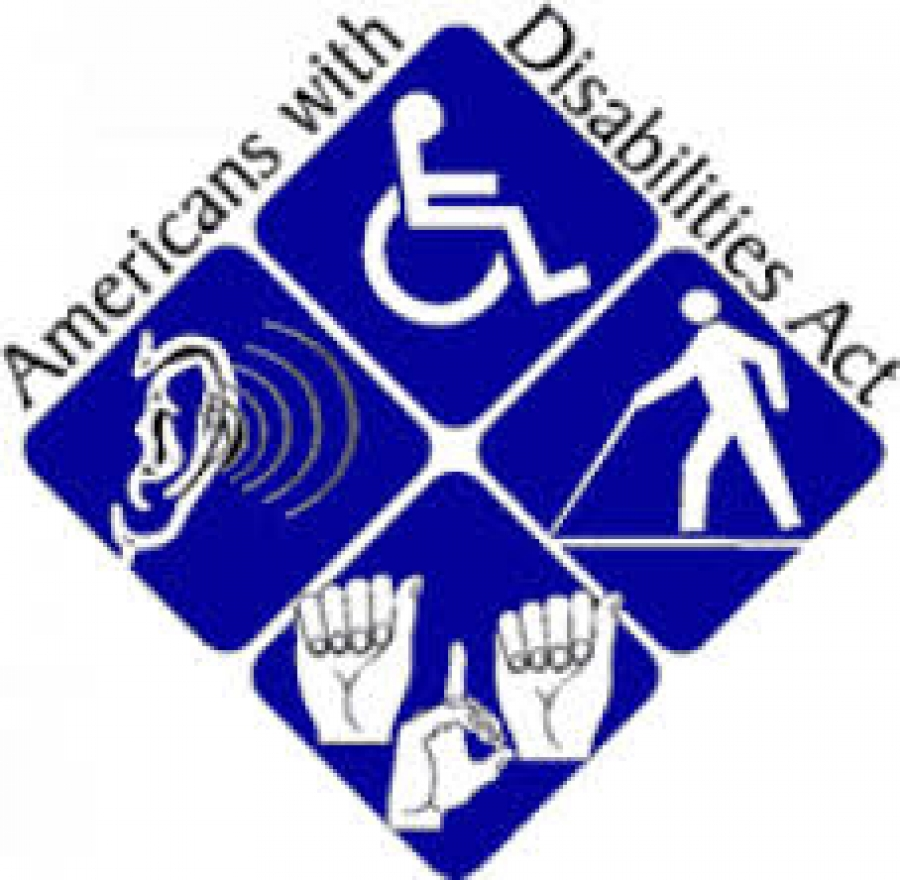 American disabilities act clipart png library download Telecommuting: A reasonable accommodation under the American with ... png library download