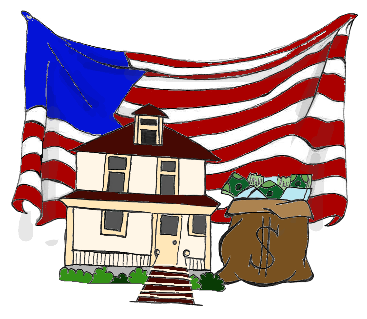 The american dream clipart pictures picture transparent What is the American Dream?   Fourth EstateFourth Estate picture transparent