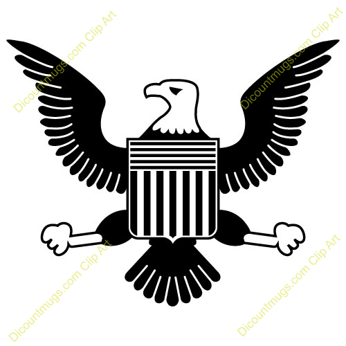American eagle emblem clipart picture royalty free Eagle Clipart Free | Free download best Eagle Clipart Free on ... picture royalty free
