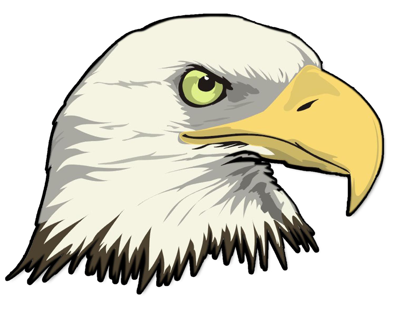 American eagle head clipart jpg transparent 58+ Eagle Head Clipart   ClipartLook jpg transparent