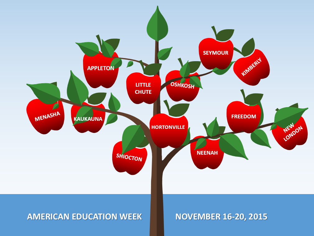 American education week clipart freeuse stock Upcoming American Education Week Activities at AASD Schools ... freeuse stock