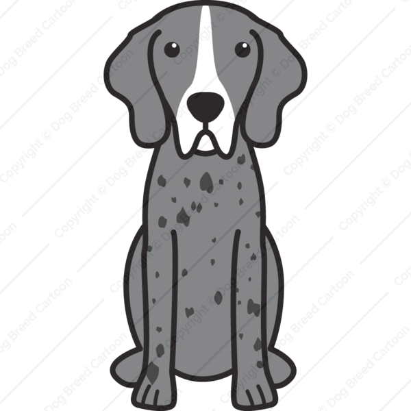 American eskimo dog clipart svg black and white library Special Archives | Dog Breed Cartoon svg black and white library